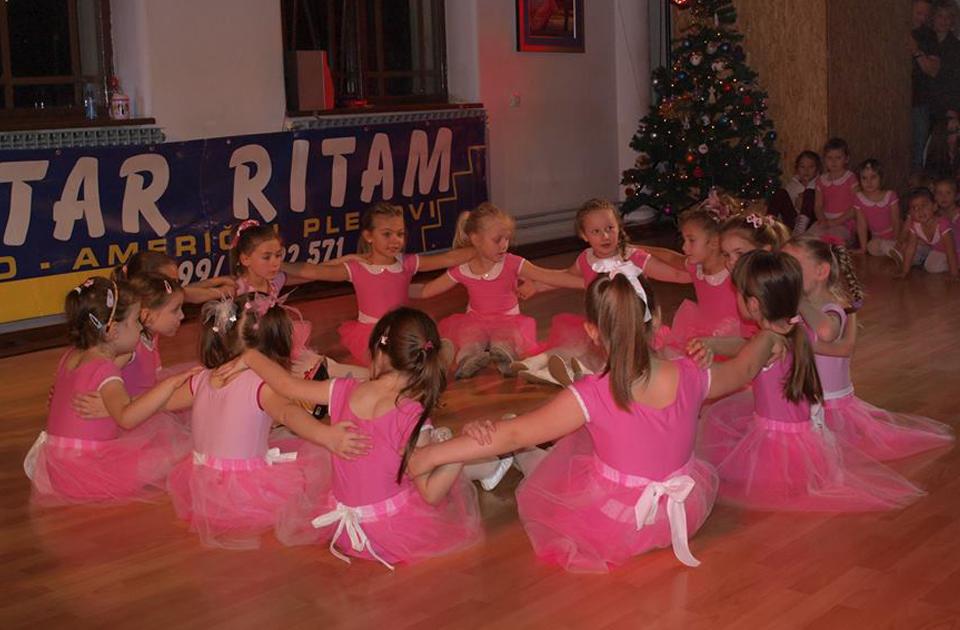 Ritmika i ples za djecu