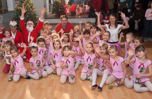 Ritmika i ples za djecu - Plesni centar Ritam