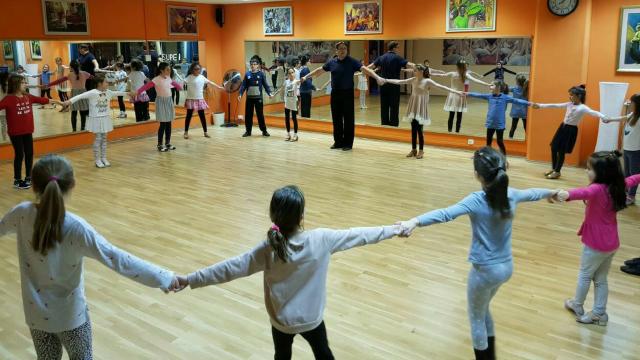 Plesne grupe za djecu od 7-14 godina