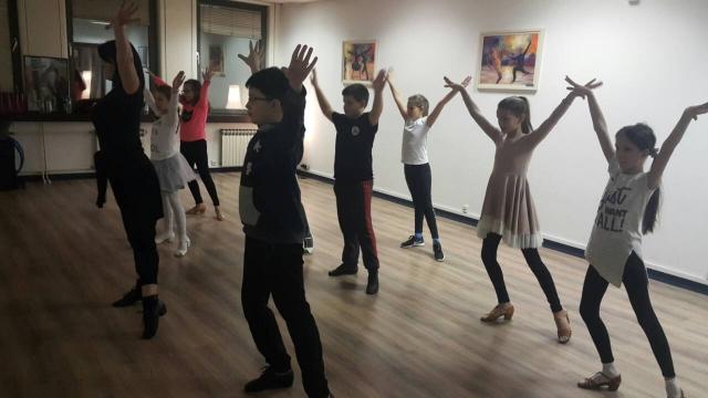 Plesne grupe za djecu 7-14 godina