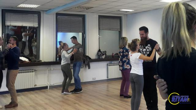 Plesni centar Ritam - plesni tečaj - društveni plesovi